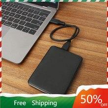 Disque dur externe HD haute capacité SATA USB 3.0, 1 to/2 to, dispositif de stockage Original pour ordinateur Portable