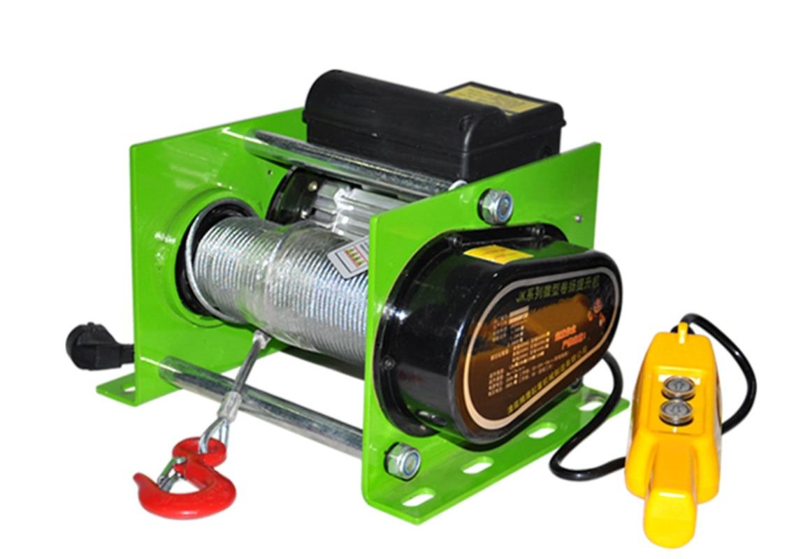 980W/1400W/2200W/ Wire Rope Hoist Micro Electric Hoist Electric Hoist Electric Winch  220v380v  200/600/800kg