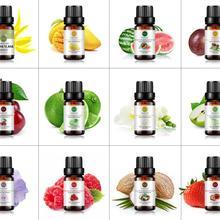 12 Flavors/Set Aroma Oil Natural Plant Breast Enhancement Essential
