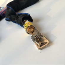 Motorcycle, Electric Bicycle  Tricycle Lock, Cloth Chain Lock