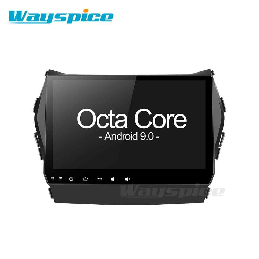 CIX459060 Android 9,0 T8 Octa Core dvd del coche gps video reproductor de radio 1 din para Hyundai IX45 Santa fe 2013 coche de navegación unidad