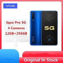 Original Vivo IQOO Pro 5G teléfono móvil Snapdragon 855 Plus Android 9,0 de 6,41
