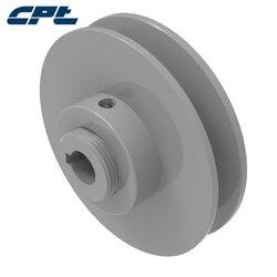 Single Groove VP Adjustable Pulley 1VP30 OD 2.87inch (72.9mm) for Belts 3L, 4L, 5L, A, B, 5V