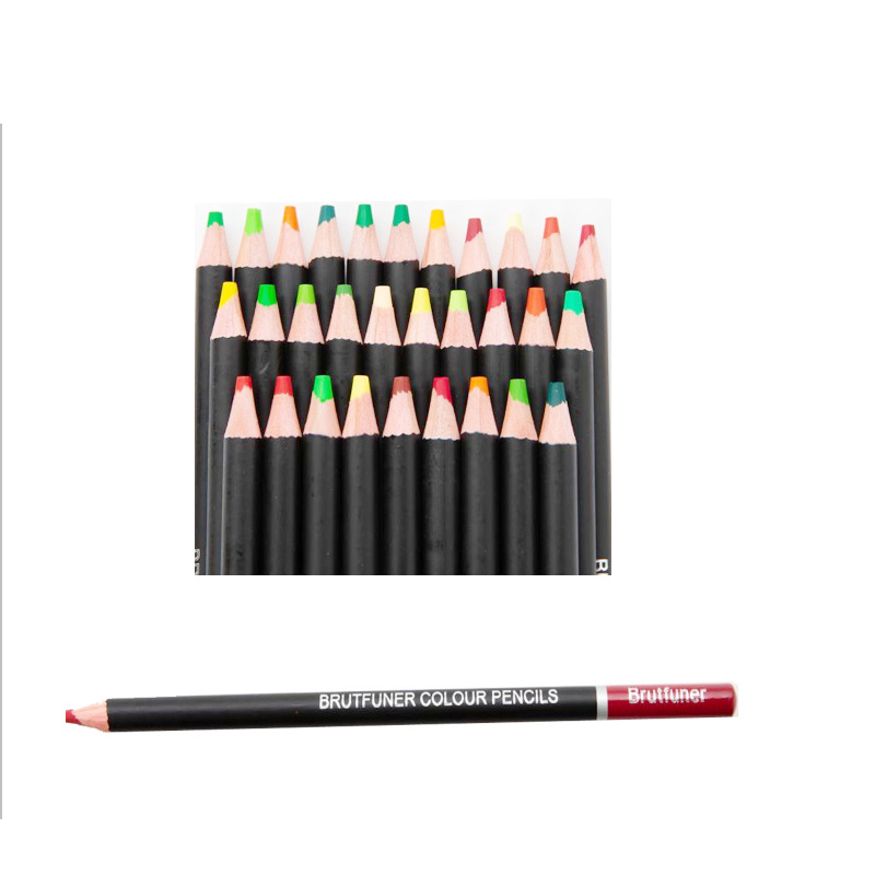 Colored Pencils Professional Set of 180 Colors, Soft Wax-Based Cores Ideal for Drawing Art Sketching Shading & Coloring Tin Box 4