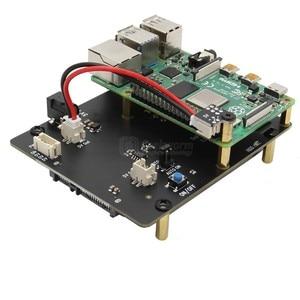 Image 4 - Placa de expansão de armazenamento raspberry pi 4 modelo b, 2.5 polegadas sata hdd/ssd x825 usb3.1 módulo de disco rígido módulo para raspberry pi 4b