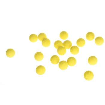 Yellow eva ball soft bullet new generation bullet Rival Apollo factory direct sales image