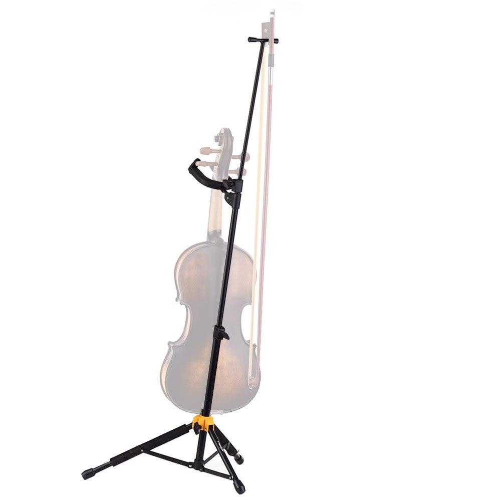 Support d'instrument de musique détachable Durable avec support d'arc tous les supports en métal pour violons Ukuleles Erhus accessoires/outils à cordes