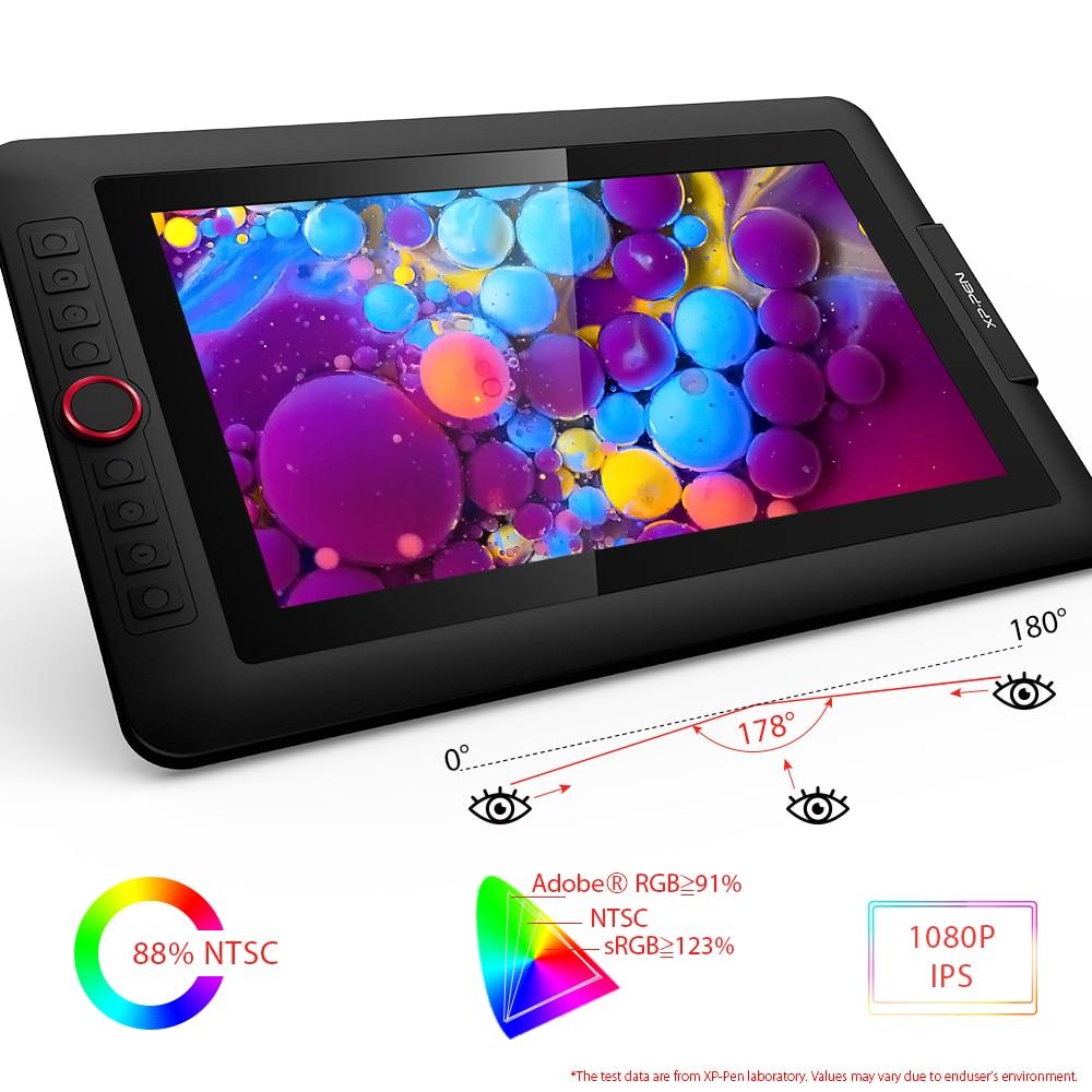 XP-Pen Artist13.3Pro tablette de dessin graphique moniteur 13.3