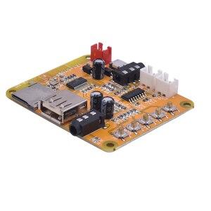 Image 3 - Tenghong Mini Bluetooth 4.1 MP3 Audio Decoder Board 5W * 2 Versterker Bluetooth Audio ontvanger Module Ondersteunt WAV APE FLAC DC5V