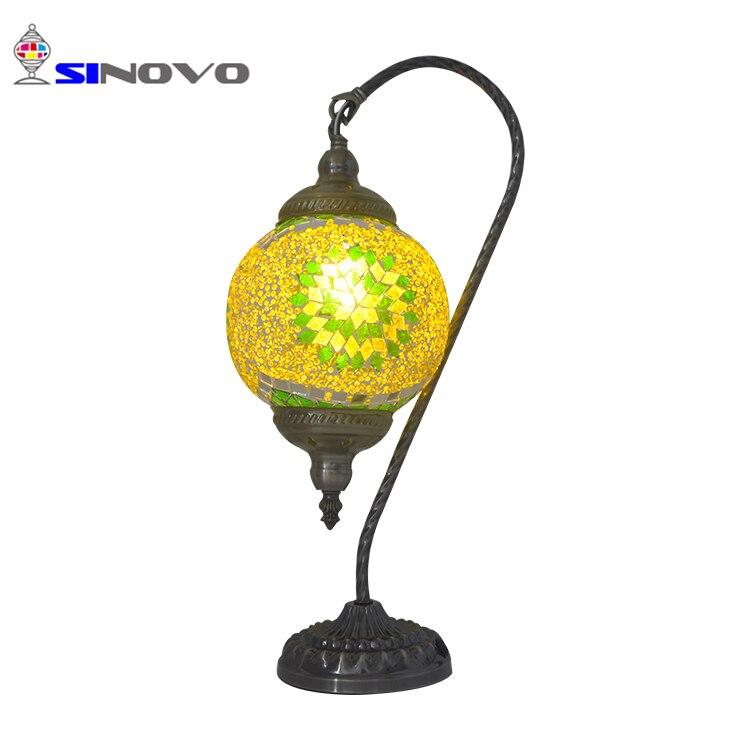 Beside Night Lighting Crystal Pendant Led Desk Lamp Bedroom Fixtures Table Light
