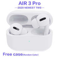 AIRPODER pro Stereo Wireless Earphones Earbuds noise reduction detection bluetooth 5.0 touch control sport earbuds headsets