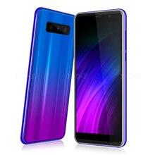 XGODY S10 5.5 pollici 3G Smartphone 18:9 RAM 2GB ROM 16GB MT6580 Quad Core Doppia Fotocamera Mobile telefono Android 8.1
