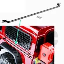 Gummi Auspuffrohr für 1:10 RC4WD D90 D110 D130 Rock Crawler RC Auto