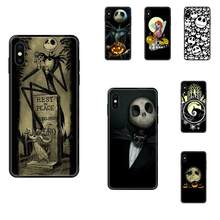 Skin Thin Pc Cell Case For Redmi 3S 4X 4A 5 5A 6 6A 7 7A 8 8A 8T 9 9A K20 K30 S2 Y2 Pro Plus Ultra Nightmare Halloween Pumpkin(China)