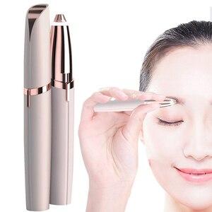 Portable Mini Eyebrow Shaver Razor Face