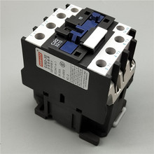цена на AC Contactor CJX2-3210 32A switches LC1 AC contactor voltage 380V 220V 110V 48V 36V 24V 12V Use with float switch