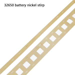 1 м высокой чистоты 32650 Чистый Никель для 32650 литиевых батарей сварочная лента никелевый пояс для 32650 батареи 2P/3P держатель