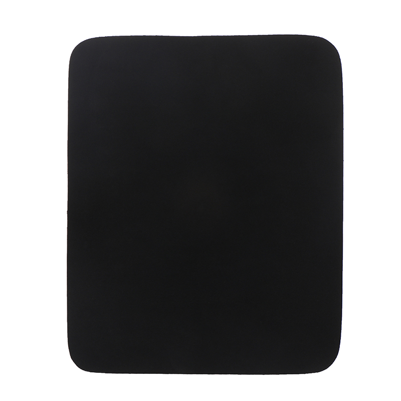 Universal Mouse Pad Mat Precise Positioning Anti-Slip Rubber Mice Mat For Laptop Computer Tablet PC Optical Mouse Mat 24*20cm