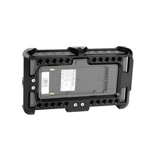 Image 5 - Kayulin alüminyum monitör kafes braketi monitör durumda mükemmel monitör dağı için Fit FeelWorld F5 On kamera monitörü