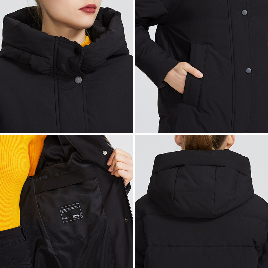 Image 5 - MIEGOFCE 2019 New winter womens collection Womens Winter Jacket