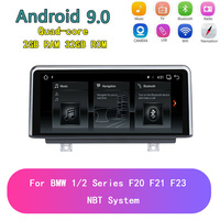 Android 9.0 10.25 inch 2+32G Car GPS Navigation DVD Player Stereo For BMW 1/2 Series F20 F21 F23 NBT System Europe Map Sat navi