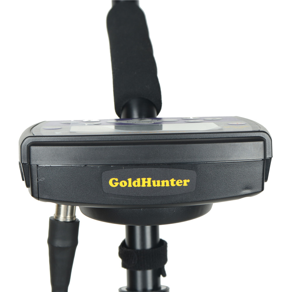 Metal Detector 705 Updated Version Underground LCD Display Deep Search Gold Detectors GH-20 Gold Hunter Gold Finder Tracker Kits
