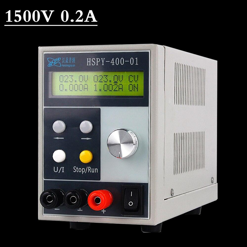 Alimentation à découpage cc de laboratoire réglable Programmable professionnel régulé banc tension d'alimentation et régulateur de courant 220 V