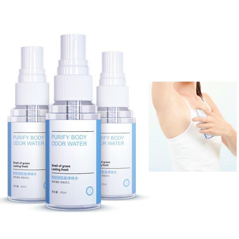Underarm Antiperspirants Spray Long-lasting Prevent Sweating Remove Odor Deodorants Spray For Men Women