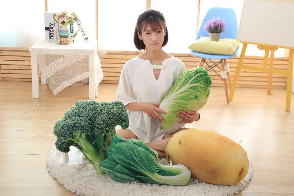 Овощная Подушка Диета. Овощная