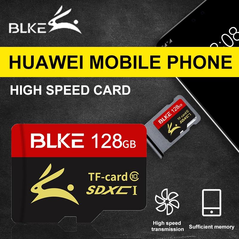 Мобильная карта памяти BLKE Huawei micro sd tf для Changxiang 10e plus 9s 8s 7S 6S 9E 8e Nova 5I 4E mate10 9 8 maimang 8 7 P10 P9 P8