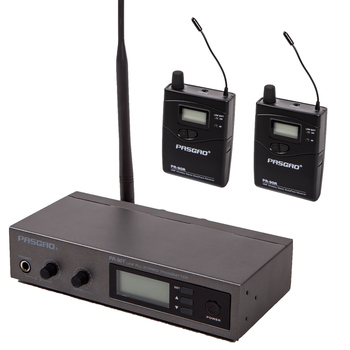 Стереосистема в ушах Pasgao PR90, отличный персональный мониторинг ушей с приемником бодипака, функции блокировки фокуса эквалайзера Limilter