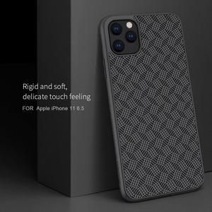 Image 3 - Nillkin עבור iPhone 11 פרו מקסימום X Xr Xs מקסימום מקרה כיסוי ארמיד סיבי פחמן קשיח מחשב פלסטיק כריכה אחורית מקרה עבור iPhone 11 Pro מקסימום