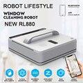 RL880 Автоматический робот для очистки окон, интеллектуальная шайба, пульт дистанционного управления, анти-падение UPS, алгоритм, инструмент дл...
