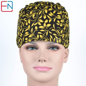 Factory Sales Directly Big Sales Scrubs In Different Patterns ,scrub Caps 3 Sizes Scrub Caps Huang Jin Ye image