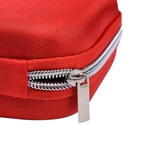 Миниатюрная тактическая сумка для оказания первой помощи, комплект для выживания в экстренных ситуациях для дома, кемпинга, улицы, медицинская сумка, портативный дорожный набор, красный, черный, оранжевый