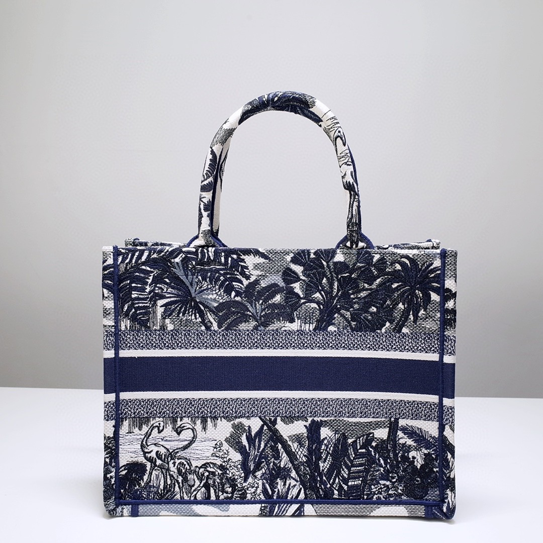 2021 New Black Embroidery Pattern Women's Portable Shopping Bag With Multi Color Exquisite And Beautiful Hot Sale