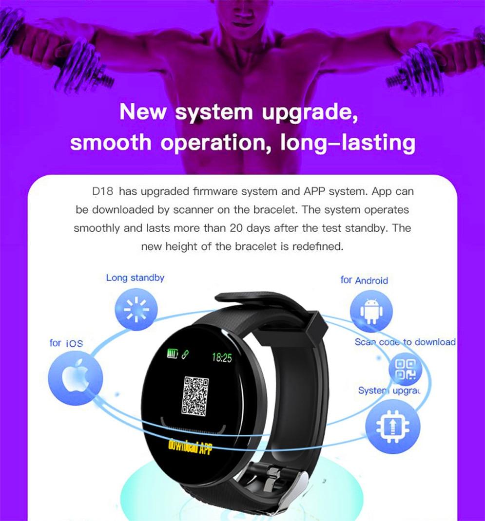 H31a863f857ad46439cf6b19e6aa06a4bj 2020 Bluetooth Smart Watch Men Blood Pressure Round Smartwatch Women Watch Waterproof Sport Tracker WhatsApp For Android Ios