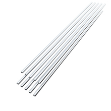 Low Temperature Aluminum solder Welding Wire Flux Cored 2.0mm*230mm Al-Mg Soldering Rod No Need Solder Powder 4PCS 5PCS 10PCS