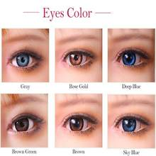 TPE Sex Doll Eyes For Real Silicone love Dolls, TPE Sexy Doll, high quality Can Fit 100cm to 170cm Body many Color(China)