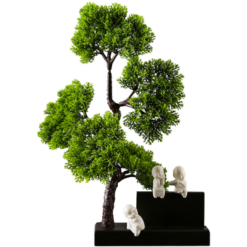 New Chinese Style Ornaments: Zen Welcome, Pine Living Room, Tv Cabinet, Porch, Creative Decoration, Opening, Housewarming Gift
