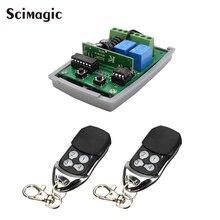 BT MITTO B2 B 2 المتداول رمز التحكم عن بعد والاستقبال بوابة المرآب مفتاح فوب 433,92 MHz RCB02 R1 D111904