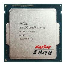إنتل كور i5 4440 i5 4440 3.1 GHz رباعية النواة معالج وحدة المعالجة المركزية 6M 84 واط LGA 1150