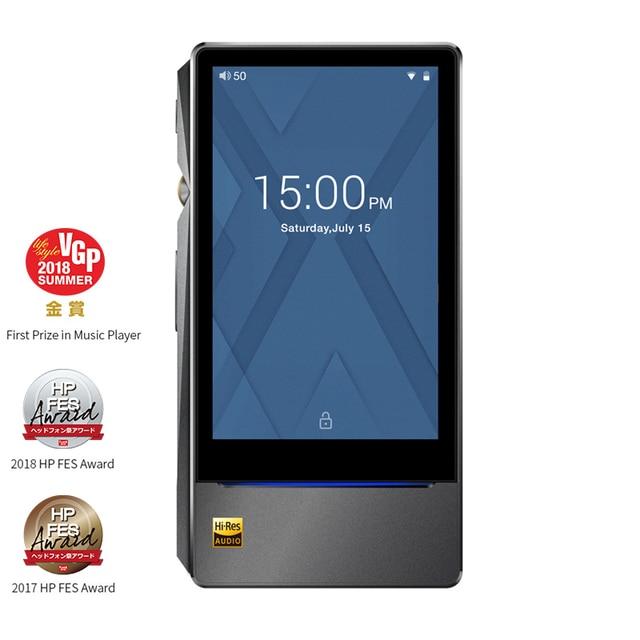FiiO X7II with Balacned Module AM3A Android-based WIFI Bluetooth 4.1 APTX Lossless DSD Portable Music Player,FiiO MP3 X7II 1