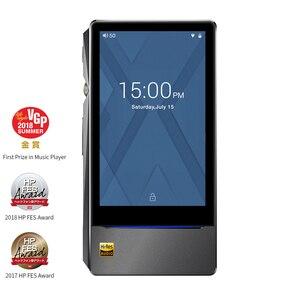 Fiio X7II Met Balacned Module AM3A Android-Gebaseerde Wifi Bluetooth 4.1 Aptx Lossless Dsd Draagbare Muziekspeler, fiio MP3 X7II(China)