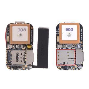 Super Mini Size GPS Tracker GSM AGPS Wifi LBS Locator Free Web APP Tracking Voice Recorder ZX303 PCBA Inside 3XUB|GPS Trackers| |  -