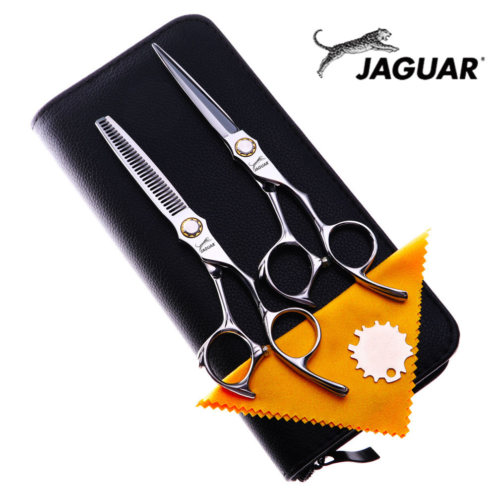 6 Inch Professional Hairdressing Scissors Set Cutting+Thinning Barber Shears High Quality Personality Hair Scissors