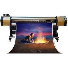 Imprimante à jet d'encre grand Format pour papier peint vinyle, Machine d'impression à bannière flexible 10ft/3.2m