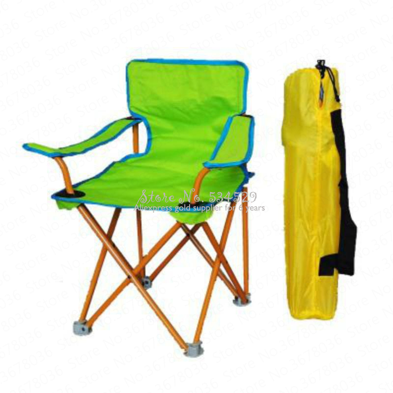 29%For Kids Folding Chair Camp Chair Portable Camping Beach Outdoor Chair Fishing Chair Compact Into Carry Bag