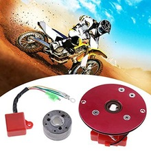 Carro de corrida do estator magneto corrida rotor interno cdi kit para 110 125 140cc lifan yx