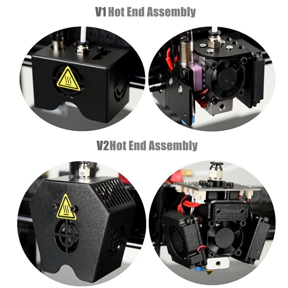 Neueste Version Ortur 4 V1 V2 Verbesserte Alle Linear Guide Schienen DIY 3D Drucker Alle Stahl Max. geschwindigkeit 150 mm/s Ortur-4 FDM 3D Drucker